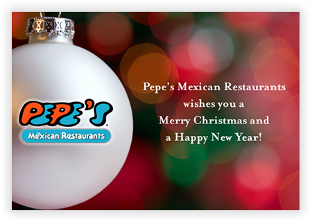 Pepe's Mexican Restaurants HTML Newsletters in Chicago